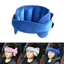 Unisex Child Car Seat Head Support Protector Safe Pillow Str