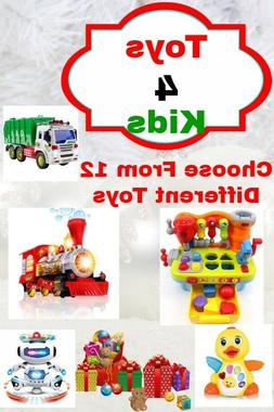 CifToys Unisex Kids Toys; Cars, Trucks, Dinosaurs, and Much
