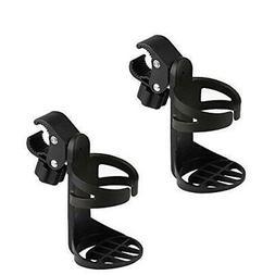 Accmor Universal Stroller Cup Holder, Bike Bottle Holder for