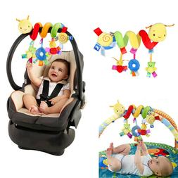 US Activity Spiral Crib Stroller Car Seat Travel Hanging Toy