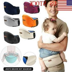 New Baby Carrier Waist Stool Walker Kids Carry Sling Hold Be