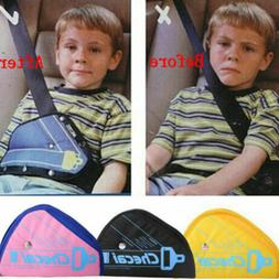 US Car Children Safety Cover Harness Strap Adjuster Pad Baby