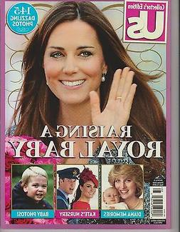 Us COLLECTOR'S EDITION RAISING ROYAL BABY, 145 DAZZLING PHOT