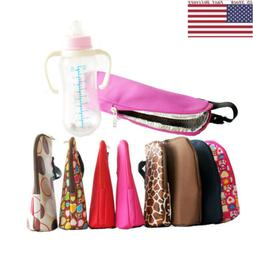 US HOT Insulated Baby Bottle Cooler Holder Carrier Boxes The