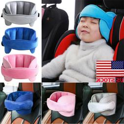 USA Baby Child Head Support Stroller Buggy Pram Car Seat Bel