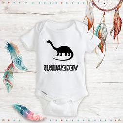 Veggie Baby Unisex Onesies Infant Baby Gifts Dinosaur All Na