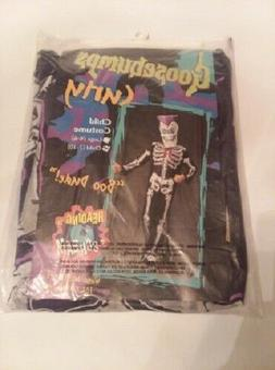 Vintage 1996 Goosebumps Slappy or Curly Child's Costumes 7/1