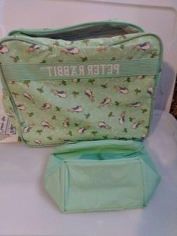 VTG New Peter Rabbit Hospital Gift Enfamil Baby Diaper Bag W