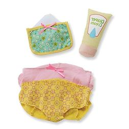 Manhattan Toy Wee Baby Stella Diaper Changing Baby Doll Acce