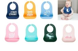 WONDER BIB from Bella Tunno 100% FDA Food Grade Approved Sil