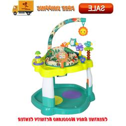 woodland activity center baby gear for playing