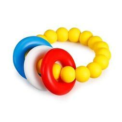 YJ001 Bracelet Silicone Teething Phase Toy for Infants Child